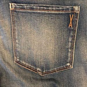 Vintage America Jeans - Vintage America Blues Cropped Flare